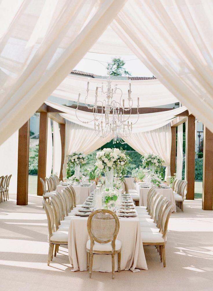Spring Santa Barbara Wedding at Villa Sevillano. Photography: Jose Villa Photography - josevillaphoto.com