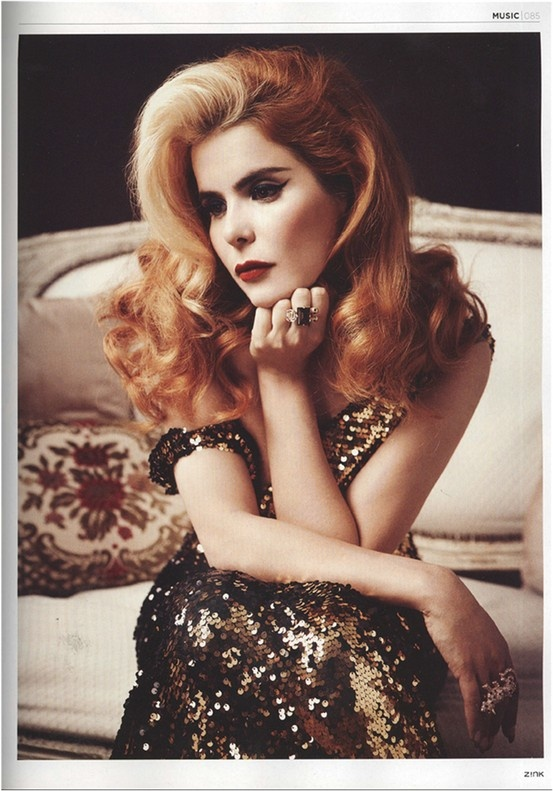 Mawi London - Paloma Faith - Zinc Magazine