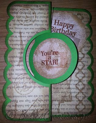 BellesCreations.gr: Happy Brithday ...my star!!!!