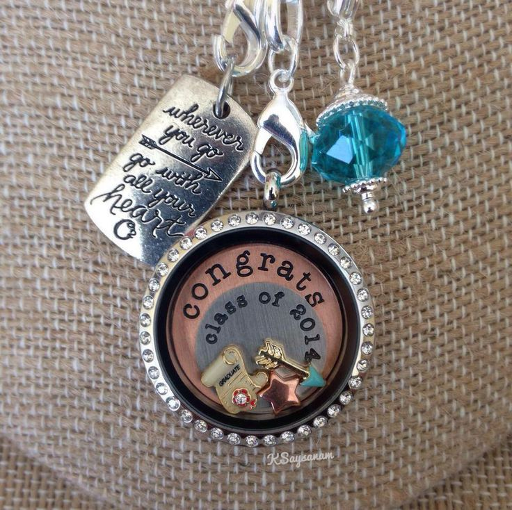 Gifts for Graduates! 2014 Graduation Gifts from Origami Owl. www.kellib.origamiowl.com