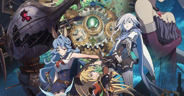 Granblue Fantasy 2nd Season Anime S 2nd Promo Video Previews Opening Theme Song Granblue Fantasy 2nd Season Anime S 2nd Promo Vid Anime Latest Anime Fall Anime