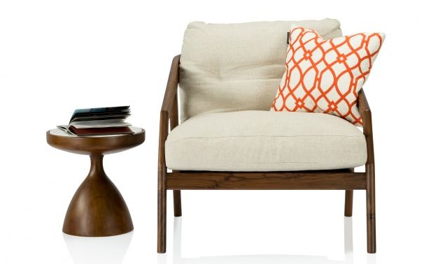 Coco Republic Wright Deco Armchair