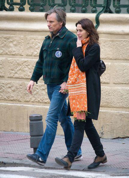 Viggo Mortensen & Ariadna Gil