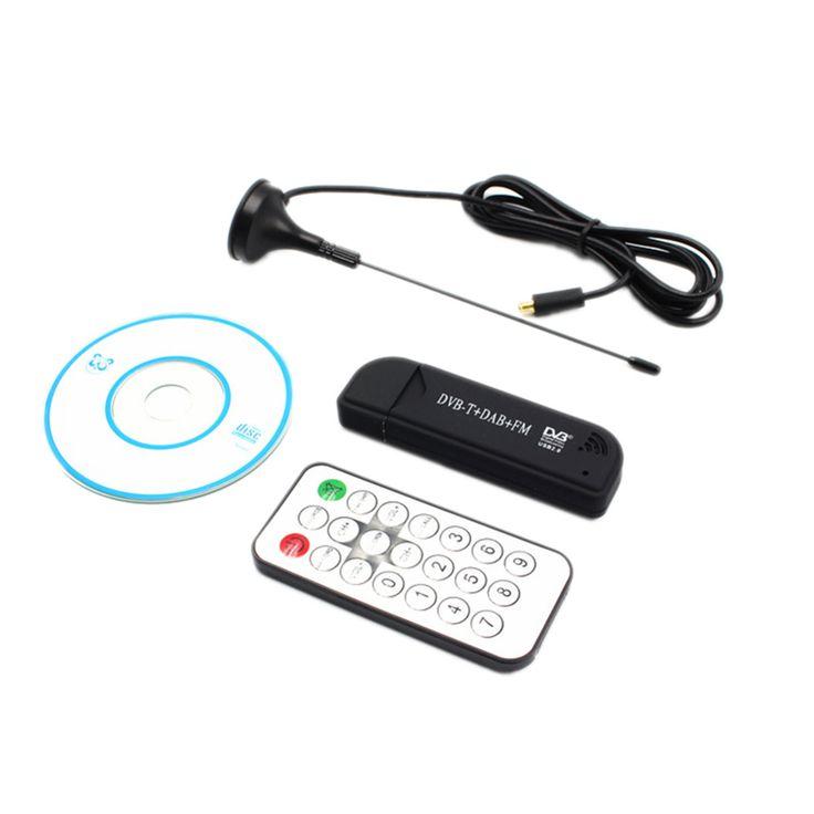 USB 2.0 Dvb-t DAB FM RTL2832U FC0013B <font><b>SDR</b></font> TV <font><b>Radio</b></font> Receiver Stick #Dvb-t, #RTL--U, #FC--B, #-font-b-SDR-b--font-, #-font-b-Radio-b--font-, #Receiver, #Stick