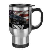 2015 Yukon Denali Travel Mug
