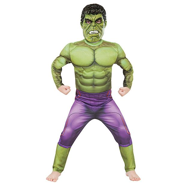 Marvel Avengers Age Of Ultron Hulk Character Costume