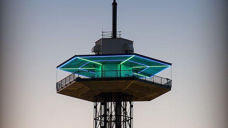 Gaitlenburg Space Needle