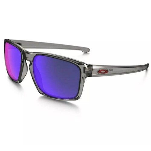 ad8f2c7e60d12 Óculos de Sol Oakley Sliver Positive Red Polarizado