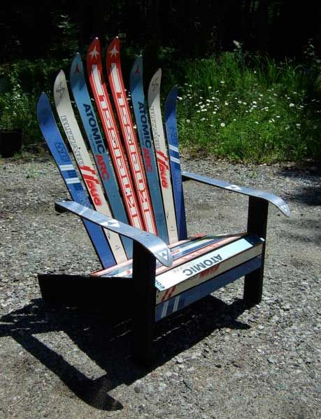 17 best images about The Original by Adirondack Ski Chairs of – Adirondack Ski Chairs