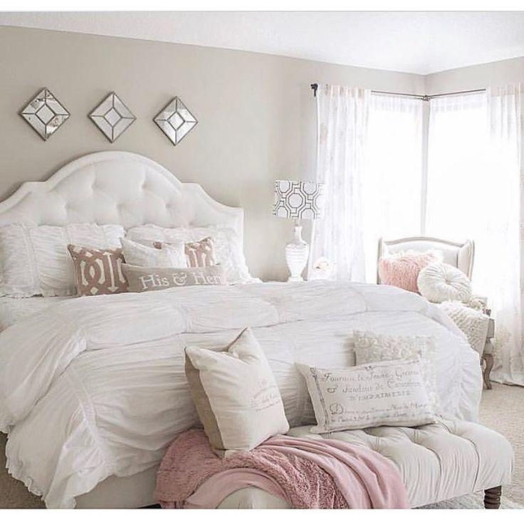 Más de 1000 ideas sobre habitaciones blancas en pinterest ...