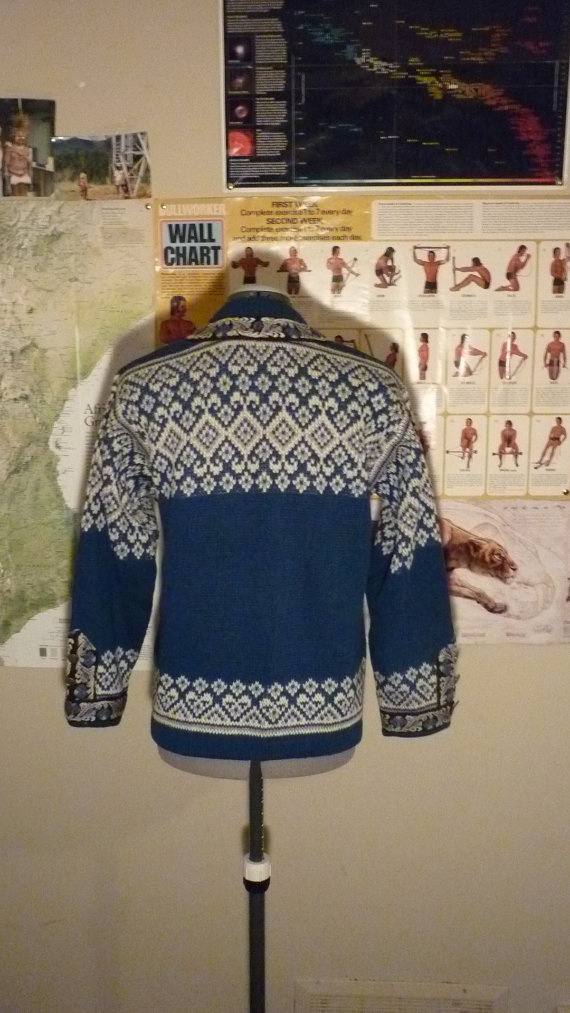 Nordstrikk Wool Cardigan