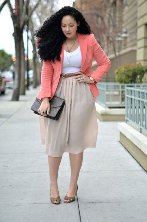 Tumblr blogger Tanesha Awasthi from Girl with Curves