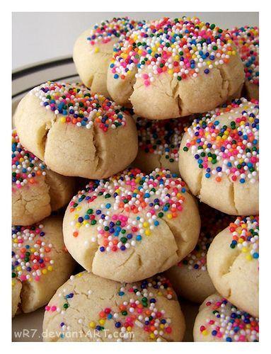 Authentic Polvorones or Mantecaditos Puerto Rico Shortbread Cookies Recipe, ,