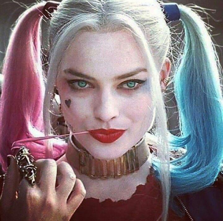 Harley Quinn perdón el nombre del tablero