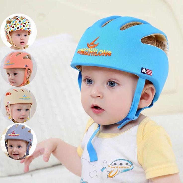 Bebek koruyucu şapka kask bebekler için pamuk bebek yaz kaput beyzbol şapkası çocuklar güneş şapka kızlar muts çocuk erkek caps