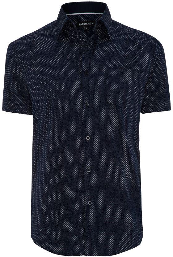 Stand out from other guys with this!   Fleet Stretch Spot Shirt http://www.fashion4men.com.au/shop/tarocash/fleet-stretch-spot-shirt/ #ApparelClothing, #Fleet, #Shirt, #Spot, #Stretch, #Tarocash