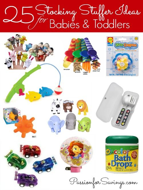 Stocking Stuffer Ideas for Babies! Get the best deals and shop now for deals on Christmas Gifts for Babies!