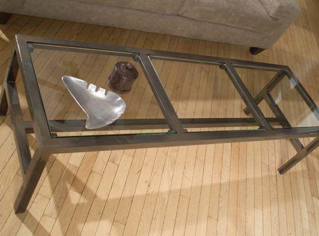 Best 20 Steel Furniture Ideas On Pinterest Metal Tables