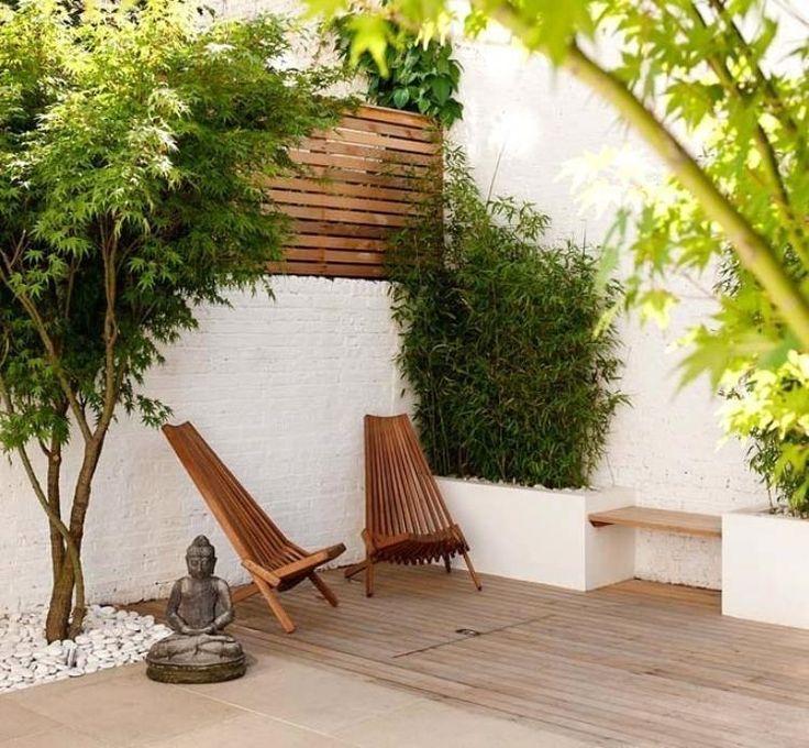 Rable du japon dans le jardin en 55 id es d 39 am nagement for Bouddha dans jardin