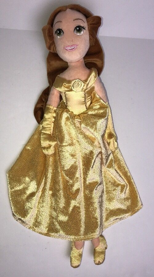 "20"" Disney Princess BELLE Plush, Beauty and the Beast Stuffed Doll #Disney"
