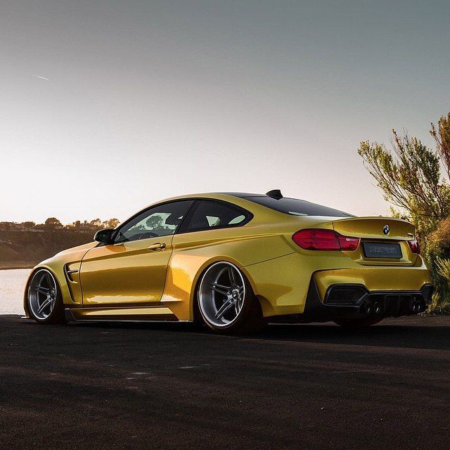 2016 BMW M4, BMW 6 Series, #BMW #BMWM3 #Wallpaper #Gold 1080p, 4K resolution - Follow #extremegentleman for more pics like this!
