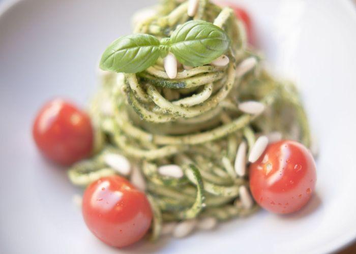 simpleRAW Spirali salad OPSKRIFTER