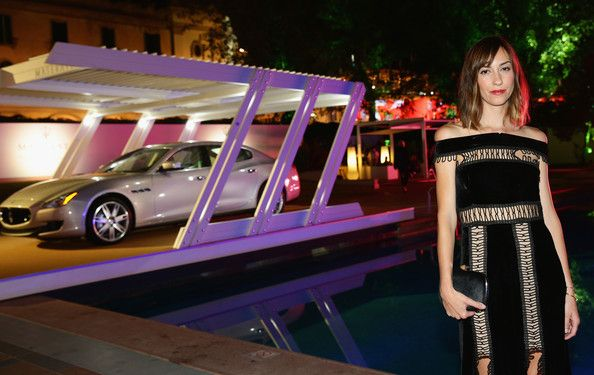 Gia Coppola - Celebrities At The Terrazza Maserati - Day 4 - The 70th Venice International Film Festival