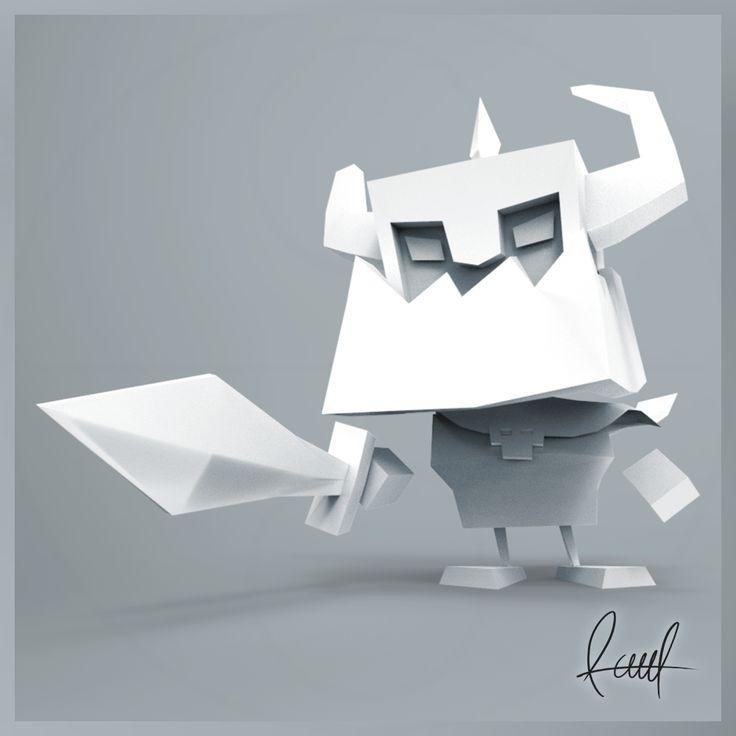 "Echa un vistazo a mi proyecto @Behance: ""Evil Warrior. 3D Model Color.Raul®"" https://www.behance.net/gallery/57051911/Evil-Warrior-3D-Model-ColorRaul"