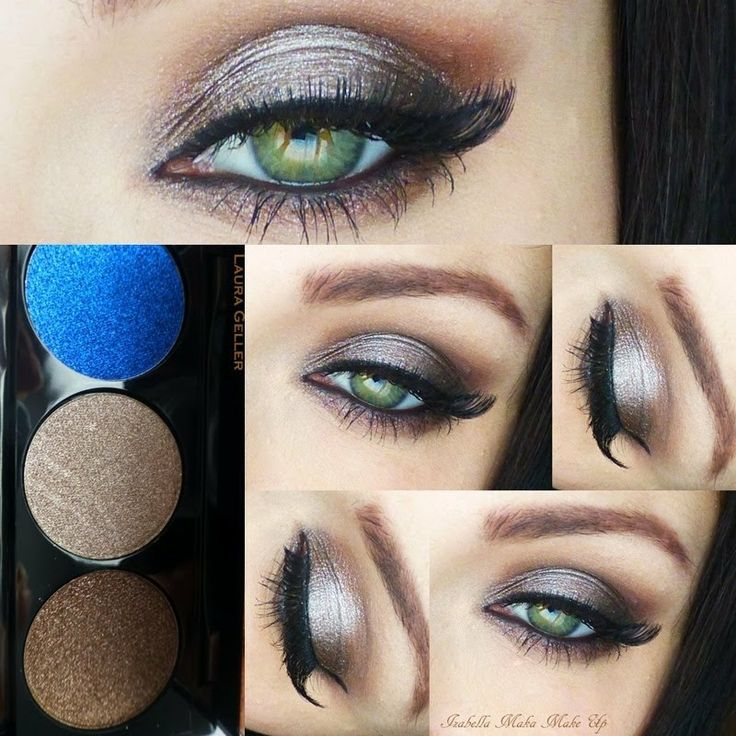 Cappuccino by Izabella M. Click the pic to see the products she used. #eyemakeup #YouCanDoThisBeauty