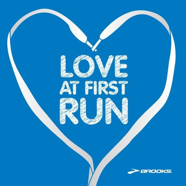 #RunHappy-Love at First Run @Jenny Brooks Running