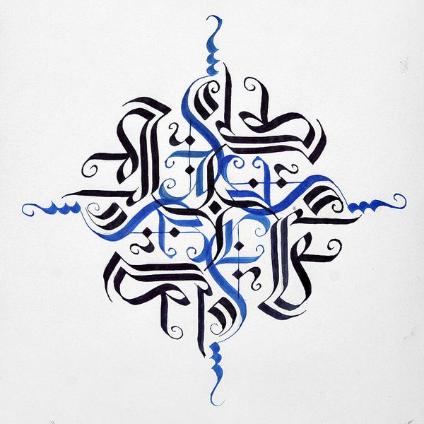 Best images about calligraphy scripts on pinterest