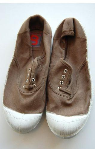 Bensimon Shoes Womens Lacet Tan Light Brown New Size 6 37 | eBay