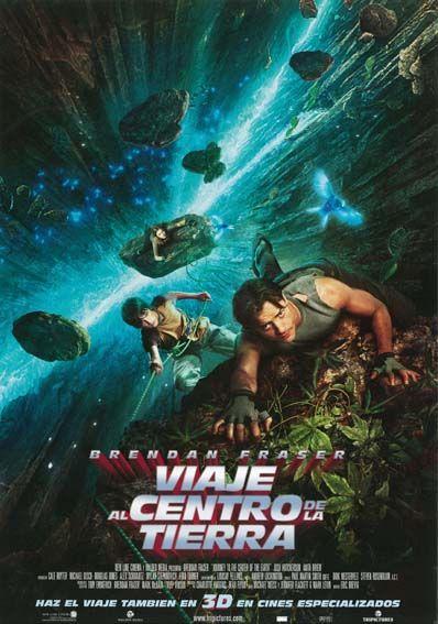 "Viaje al centro de la Tierra (2008) ""Journey to the Center of the Earth"" de Eric Brevig - tt0373051"