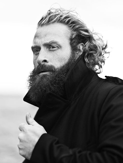 Kristofer hivju sexiest man in the freaking world......eklectikos:  kristofer—hivju:©
