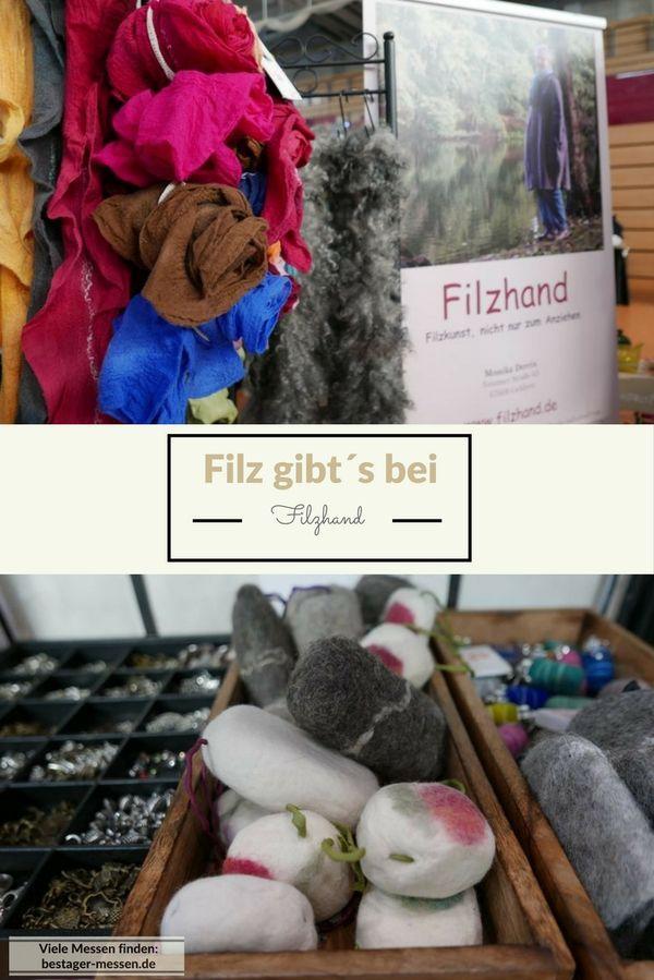 Bei Filzhand wird gefilzt.