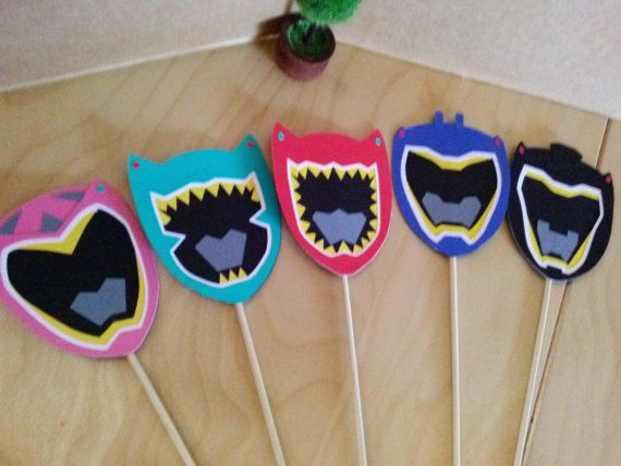 Hey, I found this really awesome Etsy listing at https://www.etsy.com/listing/249184953/power-rangers-dino-charge-inspired