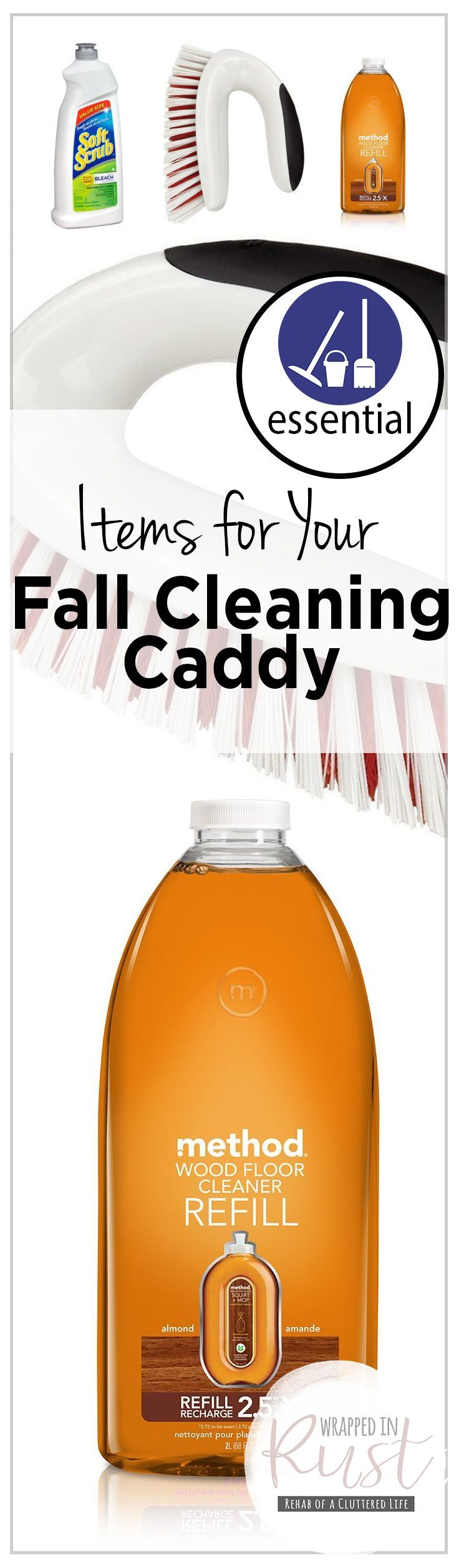 Essential Items for Your Fall Cleaning Caddy| Fall Cleaning, Fall Cleaning Tips and Tricks, Cleaning Caddy, Cleaning Caddy Tips and Tricks, Fall Cleaning, Home Cleaning, Home Cleaning Tips and Tricks, Popular Pin