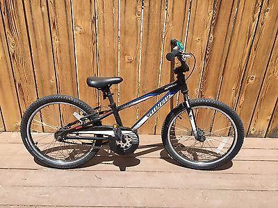Kids 20 Specialized Hotrock Single Speed Mountain Bike EUC