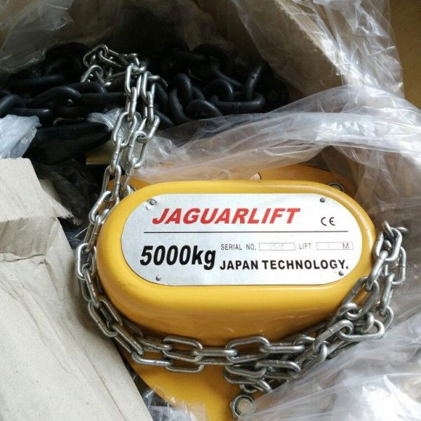 Jual/Beli/harga Chain Block JAGUAR 1 Ton,2 Ton,3 Ton,5 Ton,10 Ton,Jual Chain Block/Tackle, Harga Chain Block JAGUAR, Jual Katrol, Jual Manual Chain Hoist JAGUAR