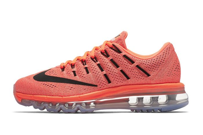 NIKE AIR MAX 2016 (HYPER ORANGE/SUNSET GLOW) - Sneaker Freaker