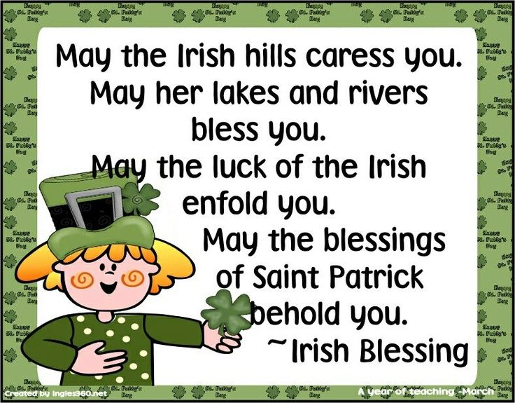 It can be hard to distinguish between an Irish birthday toast and an Irish Birthday blessing.
