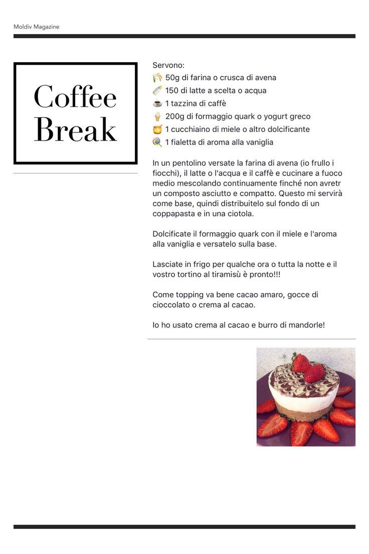 Fit cheesecake con farina di avena e yogurt greco
