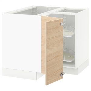 Rationell Corner Base Cabinet Carousel