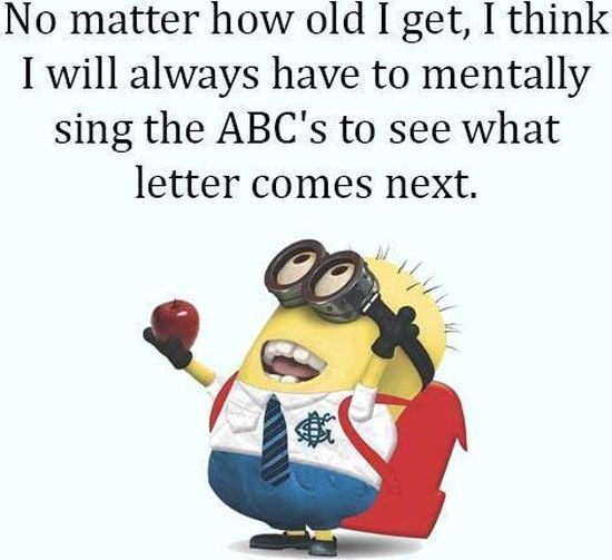 Funny Minions Quotes of The Week 041