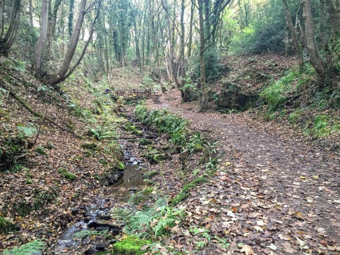 Parbold Circular Walk through the Fairy Glen | The Urban Wanderer | Manchester based Outdoor and Travel Blog