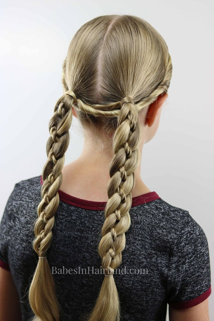 Best 25+ 4 strand braids ideas on Pinterest | Four strand ...