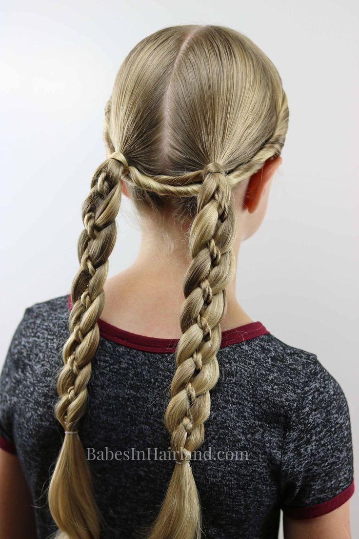 Best 25+ 4 strand braids ideas on Pinterest | Four strand ...