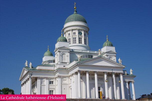 Road trip en Finlande ~ Helsinki