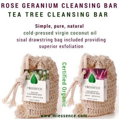 #Miessence Certified Organic #Soaps