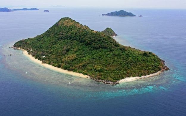 Price: £4.7 million - Well that settles it - I need an island!